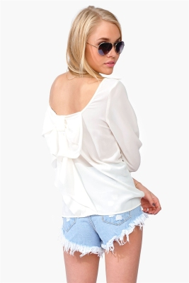 necessary-waldorf-bow-blouse-ivory